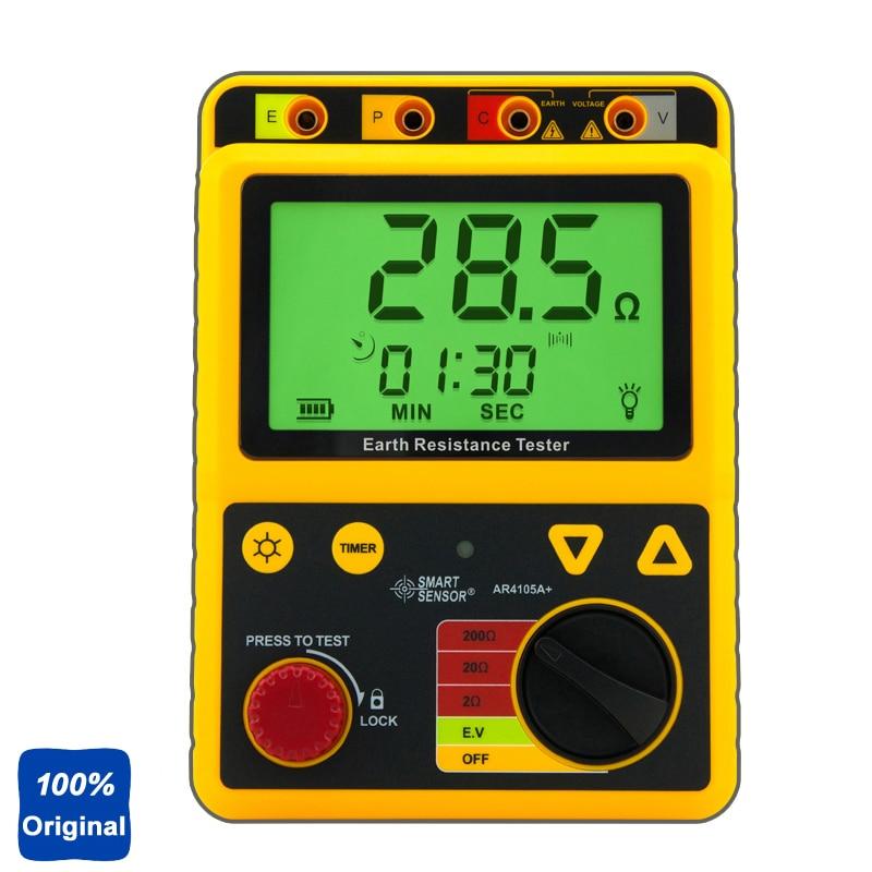 100% Original AR4105A Earth Resistance Tester 2ohm/20ohm/200ohm 10x 5w watt 2r2 2 2 ohm 5