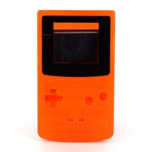 Image 5 - 100 Bộ Rất Nhiều Chất Lượng Cao 13 Màu Nhà Ở Vỏ Linh Kiện Thay Thế Dành Cho G B C Ốp Lưng Dành Cho Gameboy Color vỏ
