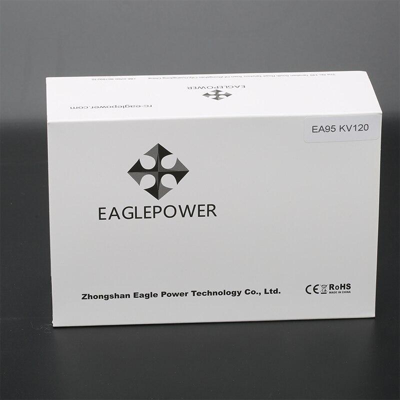Eaglepower EA95 moteur sans balais moteur drone agricole aigle puissance 8318 adapté à 3080 EP-80A d'hélice ESC