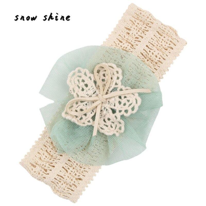 snowshine YLSW Girls Flower Hair Band free shipping *cydj