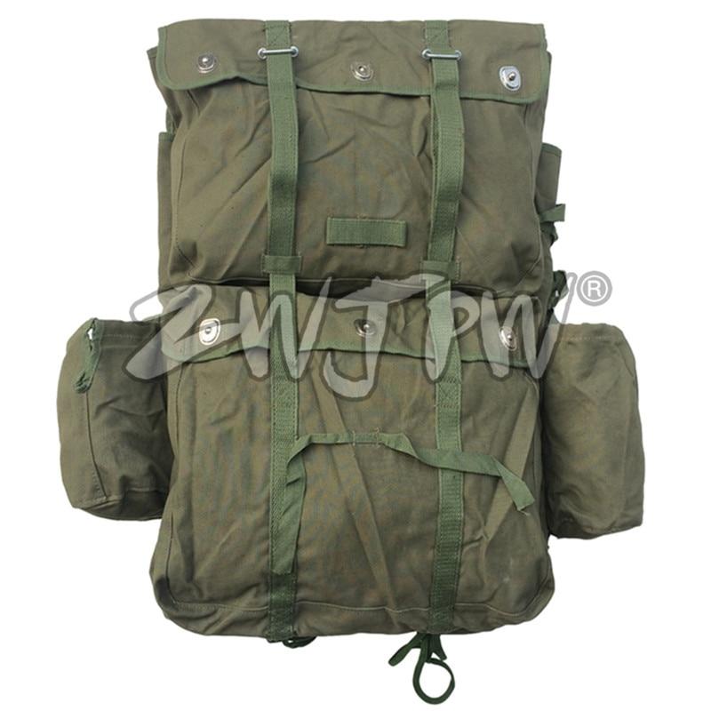 Surplus militaire chinois armée PLA Type 65 parachutiste sac à dos sac à dos CN/107213