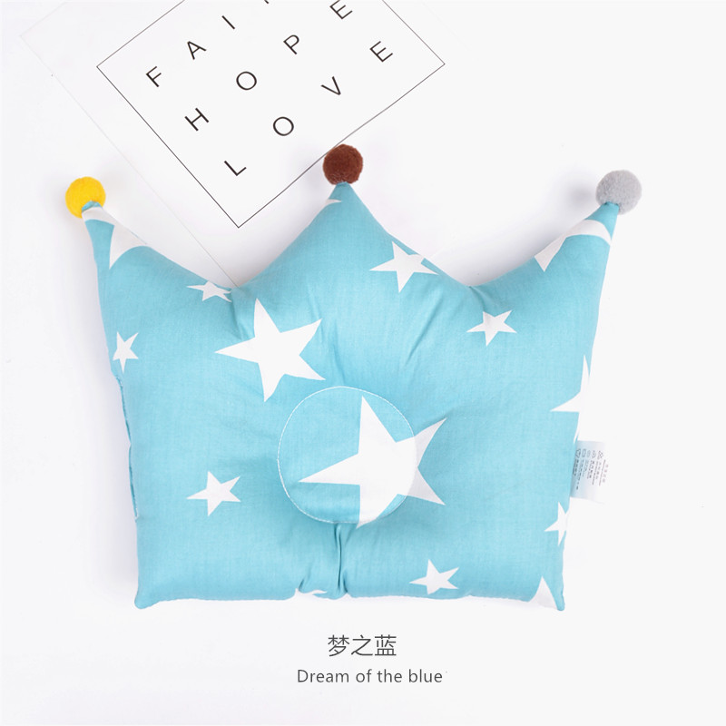 Baby Pillow Newborn Anti Roll Mother & Kids Baby Bedding Anti Flat Head Baby Pillow Decoration Room Kid Nursing Shaping Pillow (8)