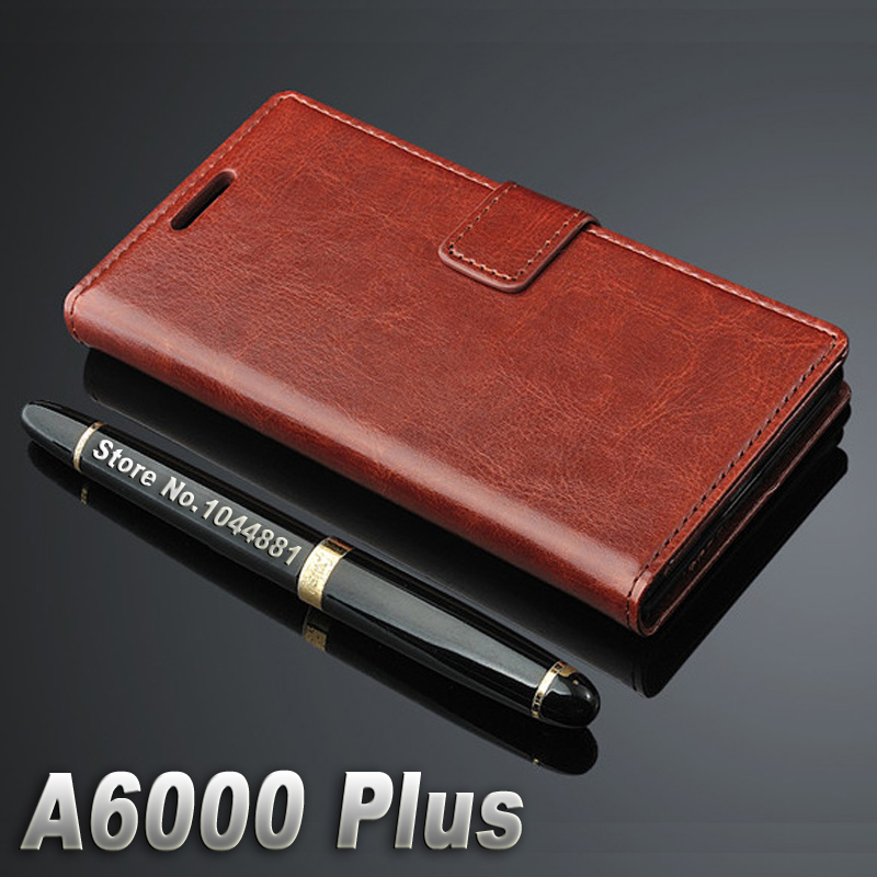 lenovo a6000 plus case cover leather Crazy horse flip case for lenovo a 6000 plus cover leather Luxury lenovo a6000 plus case