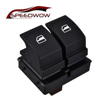 цена на SPEEDWOW Electric Master Power Window Control Switch Button Drive Side For SKODA YETI FABIA MK2 OCTAVIA 2 ROOMSTER 1Z0 959 858