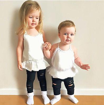 Baby Mädchen Prinzessin Kleidung Kinder Sommer Rüschen Hot Kleinkind Baumwolle Hemd Tops Infant Weiß Beiläufige Bluse T