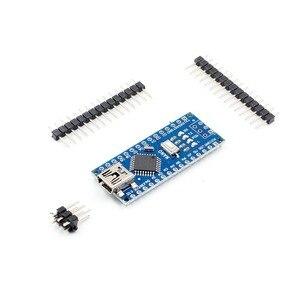 Image 1 - ננו מיני USB עם מנהל האתחול תואם ננו 3.0 בקר CH340 USB נהג 16Mhz ננו v3.0 ATMEGA328P