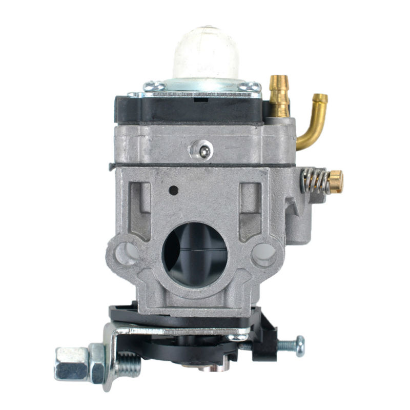 Carburetor Carb for 40cc 43cc 49cc Engine 2 Stroke Mini-Choppers ATVs Pocket Bikes Quad Hedge Trimmers Brush Cutters Parts dreld carburetor carb for 1e40f 5 tb43 brush cutter chainsaw spare parts for grass trimmers and cutters garden tools parts