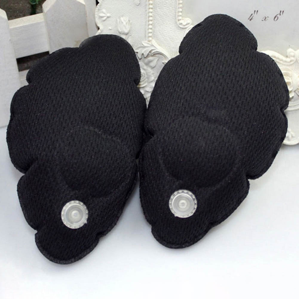 Swimsuit Padding Inserts Thickening Inflatable Bra Breast Pad Underwear Insert Air Cushion 0 Foam Pushup Chest Pads Accessories