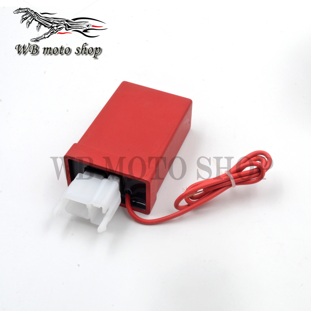 Universal Modified Motorcycle Motorbike Atv Scooter Moped Buggy Cdi Wiring Diagram Chinese Dunebuggy 250cc Gy6 Engine No Performance 5 Pin Digital Adjustable Dc Racing Box Ignition Coil For Cg125 Zj125 Gn125