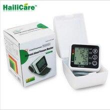 2016 Nueva Atención de La Salud Alemania Chip Automático Muñeca Monitor de Presión Arterial Digital Medidor para Medir Y el Pulso Tonómetro