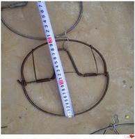 De schaal gebruikt mallard strikken/mallard val/hoofd hold lente val met lage prijs en Gratis Verzending