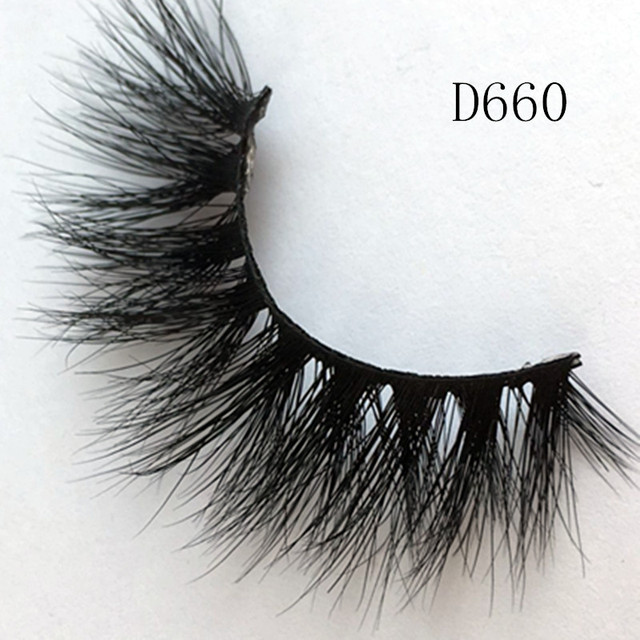 aa30dc37aa6 Natural 3D Mink Lashes Vendor False Eyelashes Packaging Box Custom Your Own  Brand Best Selling Products Makeup Suppliers China