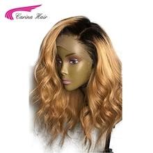 Carina Brazilian Lace Front font b Human b font font b Hair b font font b