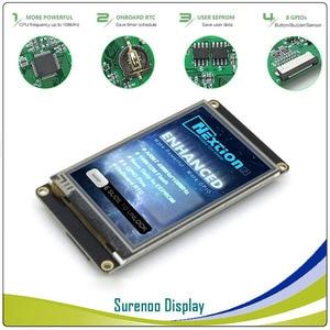 "Image 2 - 3.5 ""NX4832K035 Nextion gelişmiş HMI USART UART seri rezistif dokunmatik TFT LCD modül ekran paneli Arduino ahududu Pi için"