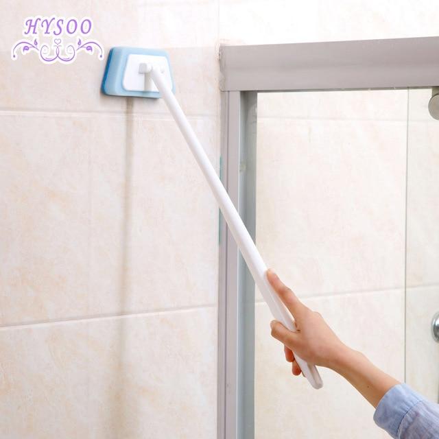 Sponge Long Handle Brush Bathroom Cleaning Brush Bathroom