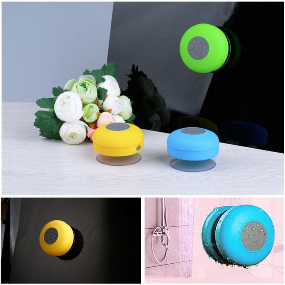 Portable Waterproof Mini Bluetooth Speaker Wireless Handsfree Speakers For Car