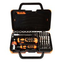 JAKEMY 31 in 1 Professional Screwdriver Kit Disassemble Tool Screwdriver Set Multifunction For Electronics Home Tools Repairing
