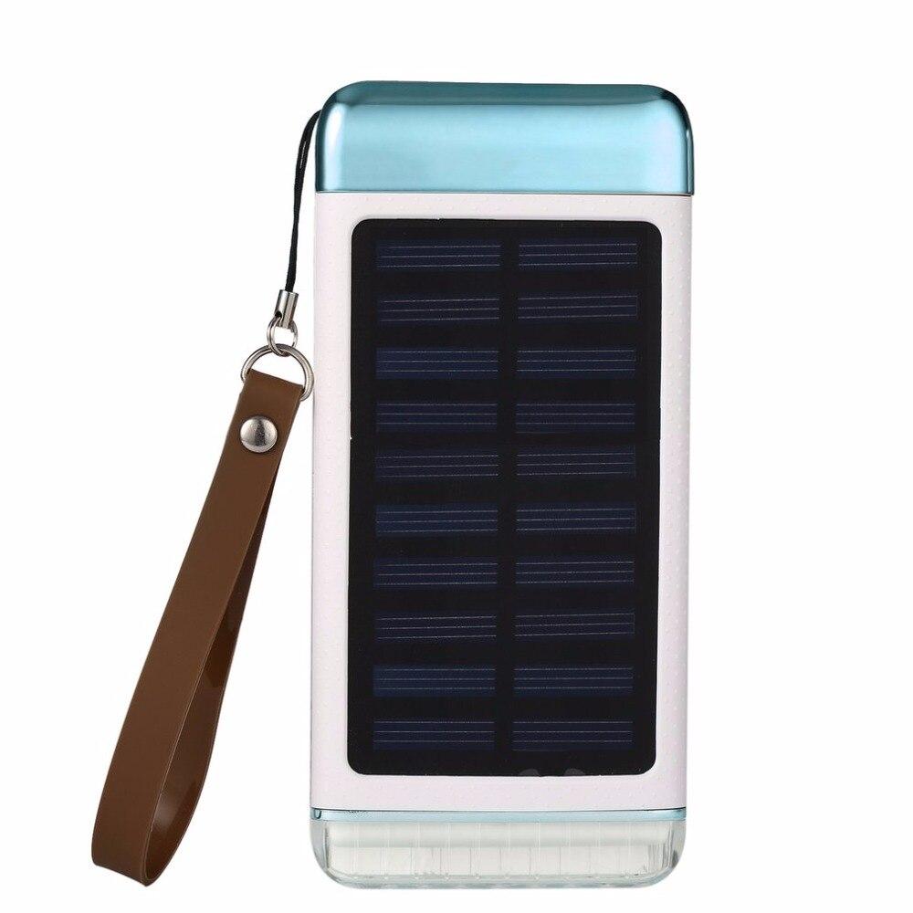 bilder für 8000 mAh Led-beleuchtung überladung und tiefentladung Und Kurzen Circut Schutz Lang Anhaltende Hohe Kapazität Solar ladegerät