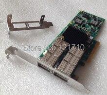 НОВЫЙ IB 4X PCI-E G2 ДВУХПОРТОВЫЙ HCA 519132-001 517721-B21 для сервера