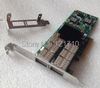 NEW IB 4X PCI-E G2 DUAL PORT HCA 519132-001 517721-B21 for  server