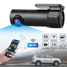 DUBY Wifi Mini Car DVR Dashboard Camera HD Portable Dash Cam G-sensor Vehicle Driving Video Recorder NO Screen Retail Package st t g tucker recorder sonata no 1