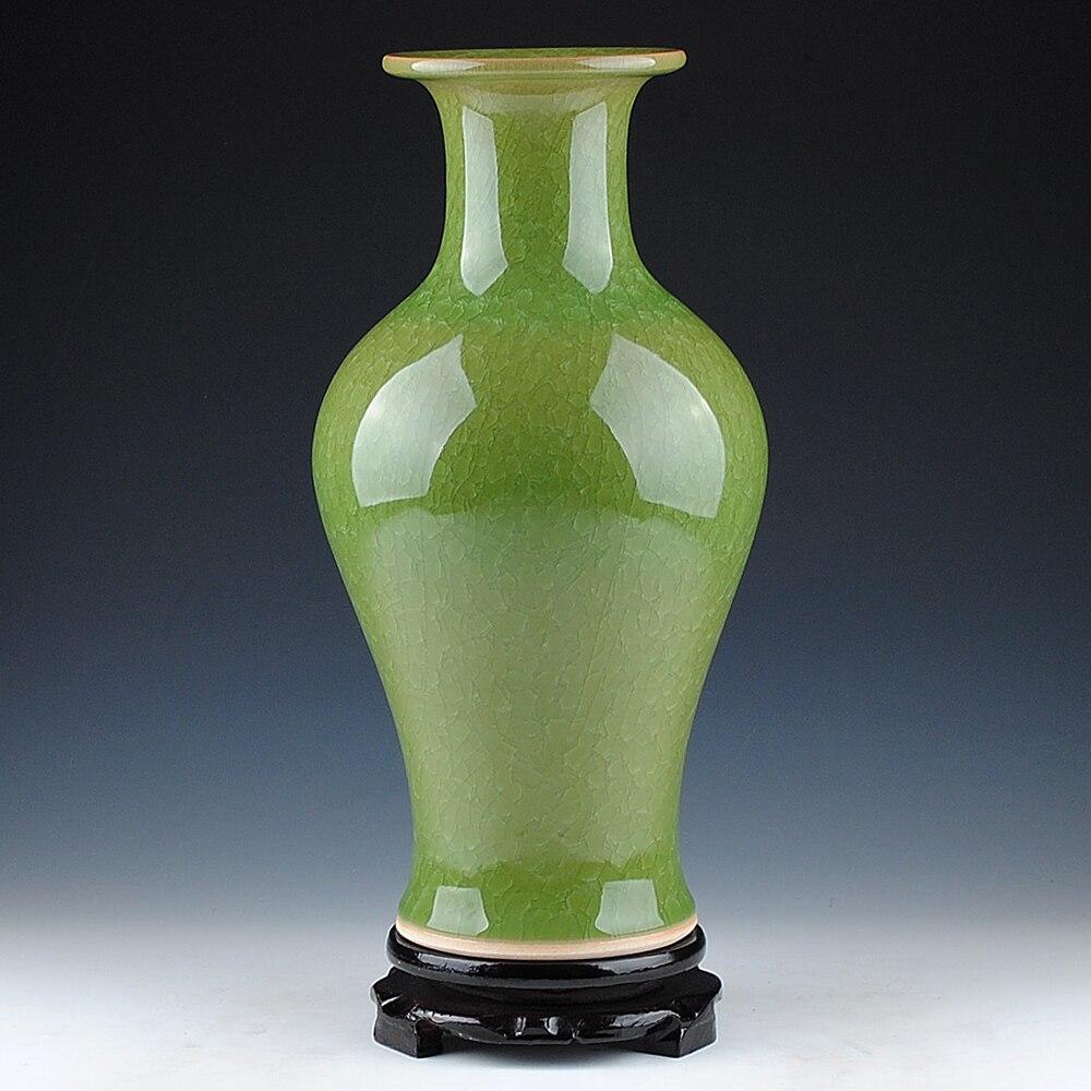 Online kopen wholesale antieke groene vazen uit china antieke ...