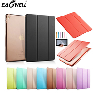 Folding Ultra Thin Tablet Case Cover For Apple Ipad Mini 1 2 3 Fashion Candy Colors