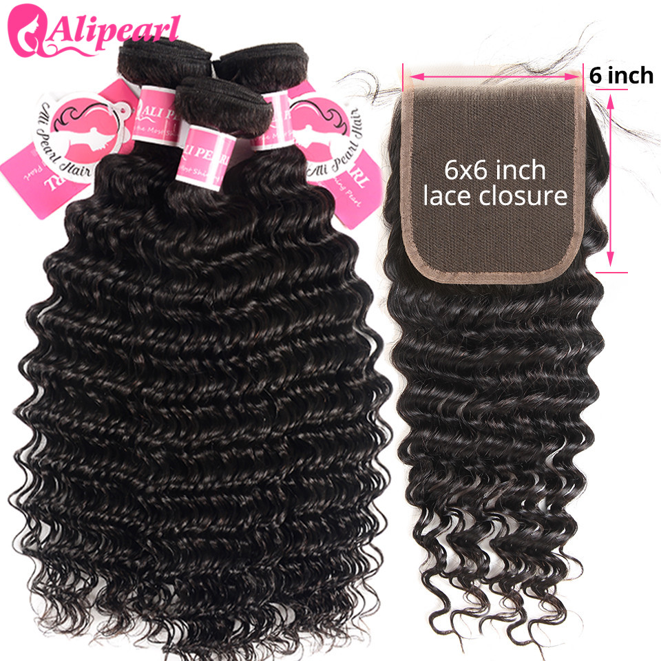 3/4 Bundles With Closure Alipearl 360 Lace Frontal Closure With Bundles Pre Plucked With Baby Hair Brazilian Body Wave 3 Bundles With 360 Frontal Remy 2019 Latest Style Online Sale 50% Hair Extensions & Wigs