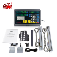 HXX CE zertifizierung Multi-funktion 2 Achsen Digital Anzeige für Drehmaschine Maschine