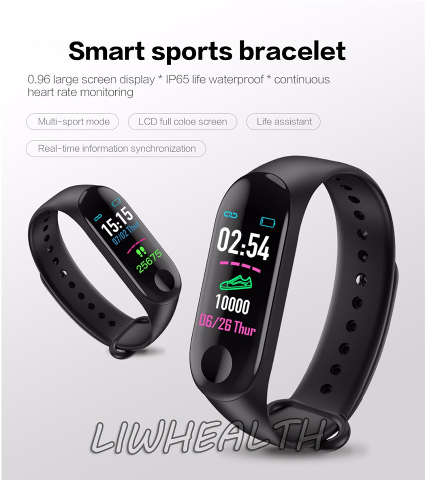 smart watch bracelet health fitness mi band 31 (1)