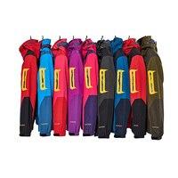 2 in 1 Winter Camping Hiking Jackets 5XL Thick Warm Military Jacket Coat Men Waterproof Windbreaker Zipper Fleece Hooded Female