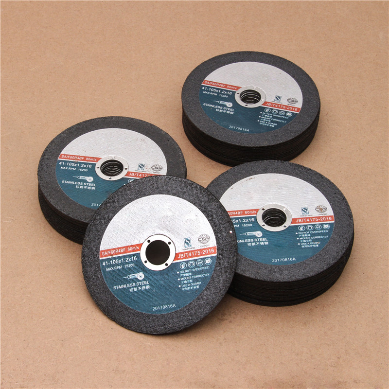 50PCS Saw Blade Cutter Grinding Wheel Abrasives Disc Tool Accessories For Electrical Machine Using Polishing Cutting Sanding