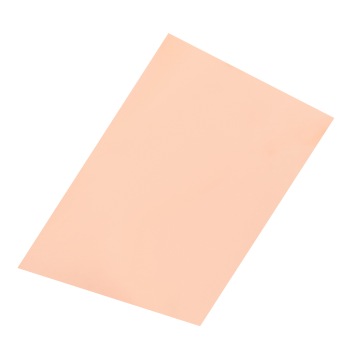 1pc 0.2mm Thickness Copper Cu Metal Sheet Foil 99.9% Pure Copper Plate 100x100mm With Good Electrical Conductivity