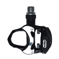 SPD SL Cycling Road Bike Self locking Pedals Ultralight Aluminum Alloy Bicycle Pedal with High Chromium Molybdenum Bearing