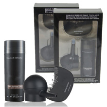 3pcs/lot 27.5g Toppik Hair Building Fibers Set + Spray Appli