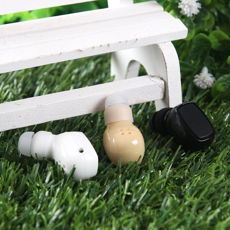 Fashion Smart Earphone Mini Portable Wireless Earpiece Bluetooth 4.1 Earbuds Bluetooth Earphone with MIC Headset