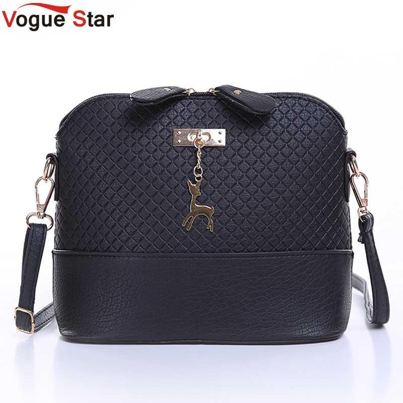 716a7865e1ef Vogue звезда Горячая распродажа! 2019 женская сумка-мессенджер модная мини- сумка с оленем