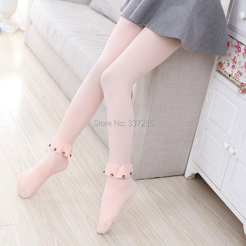Podzimní holčičky s vysokou hustotou legíny pro dívky dítě dítě nové pruhy princezny kalhoty nové teplé děti roztomilé módní bavlněné legíny