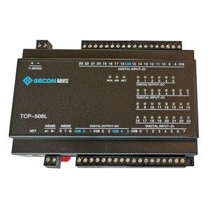 Image 1 - 24DI التبديل المدخلات 6 طريقة DO تتابع الانتاج RJ45 إيثرنت TCP وحدة Modbus تحكم