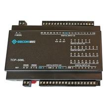 24DI schakelaar ingang 6 manier DOEN relaisuitgang RJ45 Ethernet TCP modbus controller