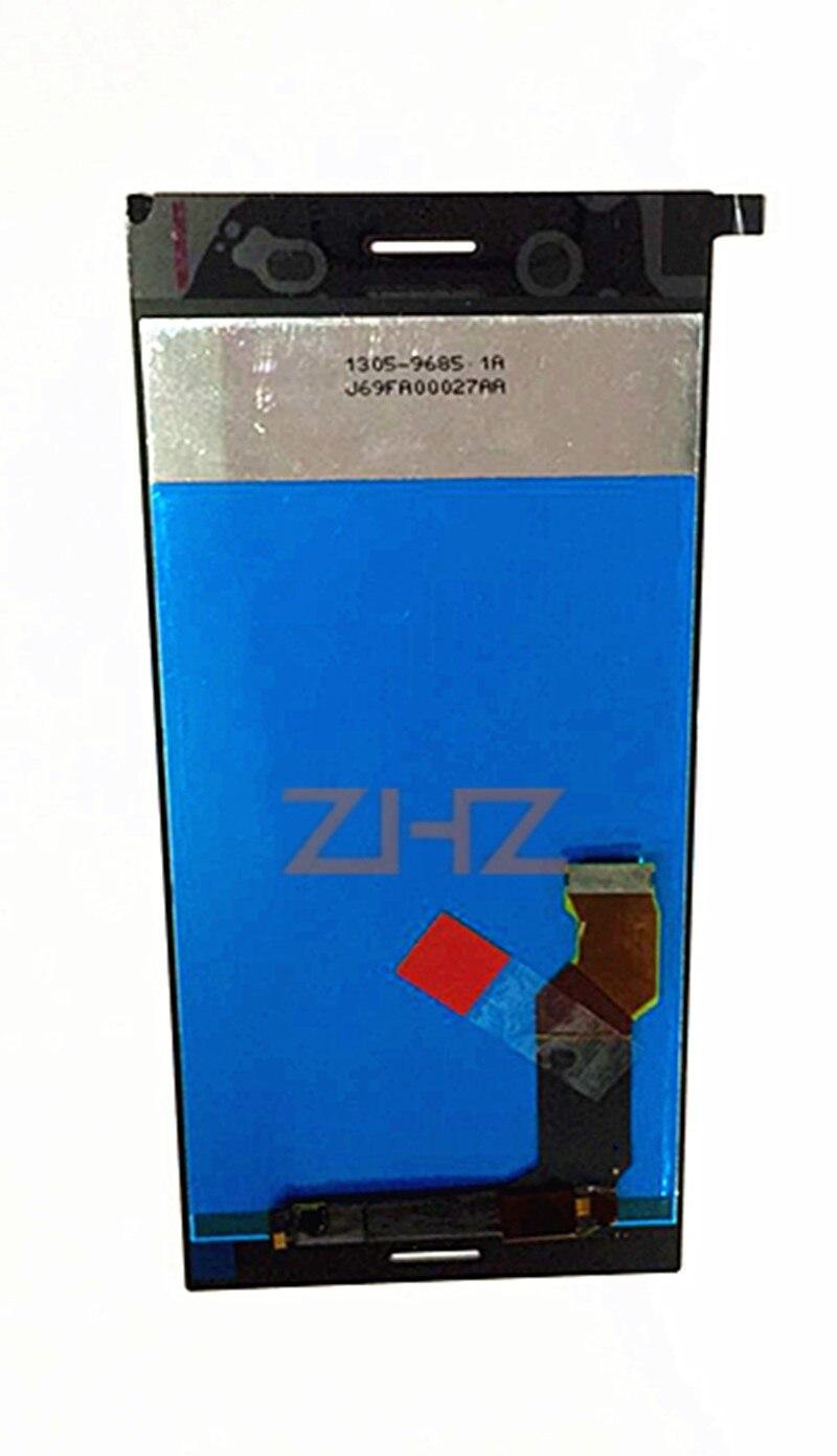 Pour Sony Xperia XZP XZ Premium G8142 écran LCD avec cadre écran tactile numériseur assemblée remplacement + outils gratuits