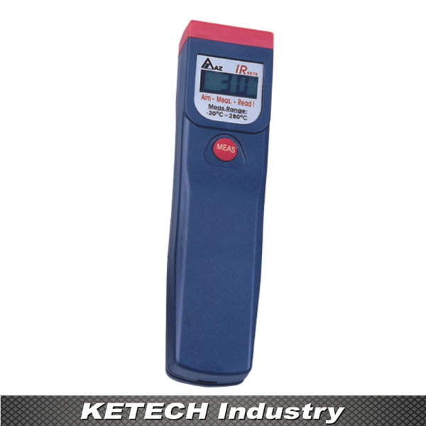 AZ-8878 Infrared Thermometer Measuring range -20 ~ 320C measuring range 0