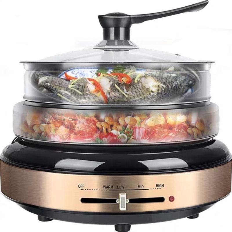 Appareil De Cuisine Menage Pan Frit Menage Electrique Poele