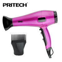 PRITECH Professional Powerful Hairdryer Electric Hair Dryers Blow Dryer Hair Styling Tools