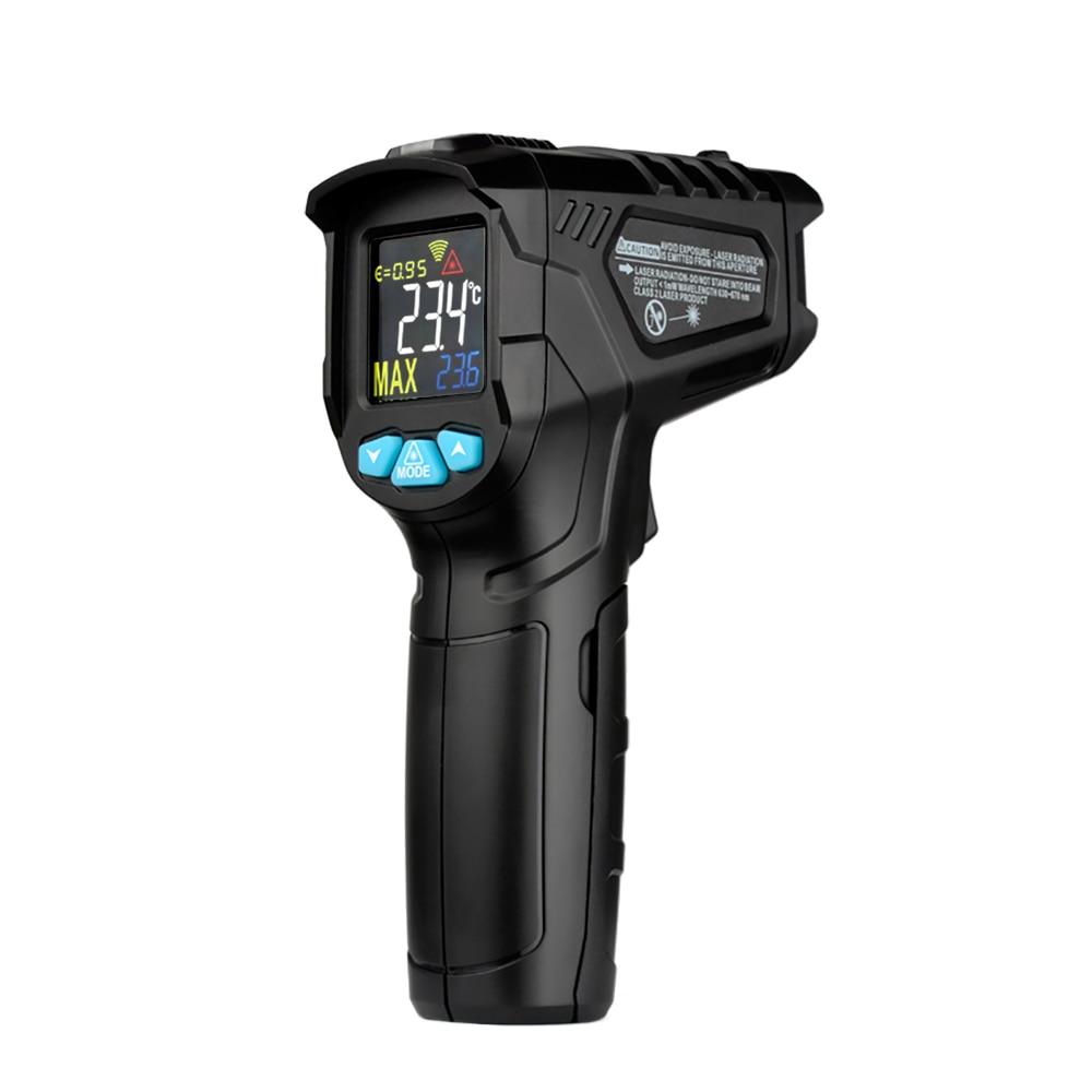 MESTEK IR01 digital thermometer humidity meter infrared thermometer hygrometer temperature humidity meter pyrometer стоимость