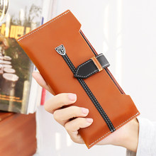 Wallet Case For iPhone 6 6s 7 /Plus For Samsung Galaxy S7 S6 /Edge 5.5 Universal PU Leather Cases For HTC Phone Bags Accessories