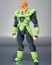 Android 16 dragon ball z figura de ação brinquedo 1/12(China)
