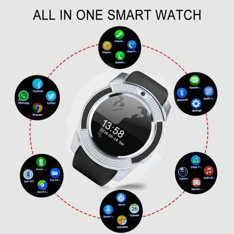 Cheap product v8 smartwatch bluetooth smartwatch in Shopping World