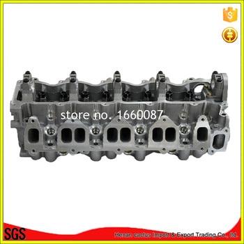 Culata de cilindro WL para motor Mazda b2500 MPV 2499cc 2.5TD para Ford Ranger 2499cc 2.5TD SOHC 12v 1998-
