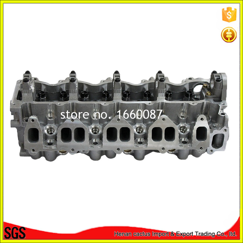 Stock engine WL cylinder head for Mazda b2500 MPV 2499cc 2 5TD for font b Ford